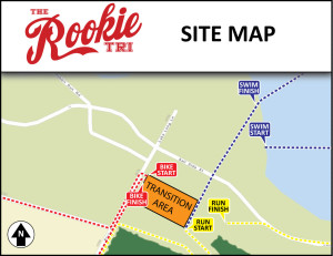 Rookie Triathlon Site Map - Beginner Triathlon site map